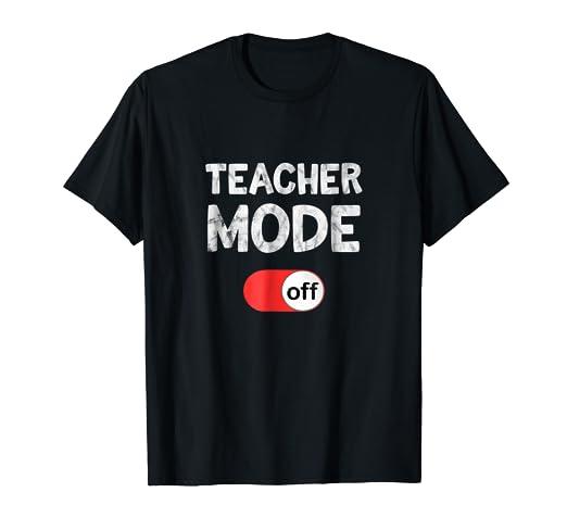 7cd442d9e5606 Last Day School Shirt Teachers Funny Mode Off Tshirt