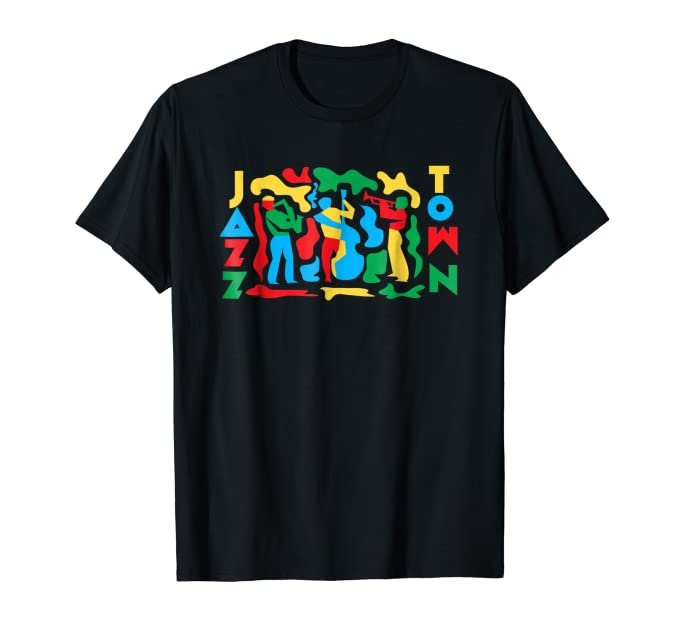 Jazz Town Funny T-shirt