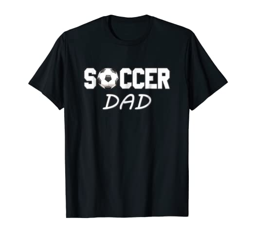 b09172f2 Amazon.com: Soccer Dad Father's Day Gift Idea for Men Grandpa T ...