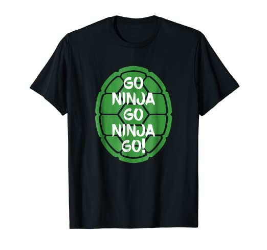 Amazon.com: Go Ninja Go Ninja Go! T Shirt: Clothing