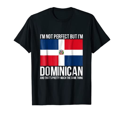 86cd29f55 Image Unavailable. Image not available for. Color: Dominican Pride T Shirt  Funny Dominican Country Pun Shirt