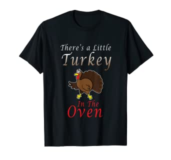 15051971fd Image Unavailable. Image not available for. Color  Thanksgiving Maternity  Shirt ...