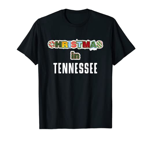 Christmas In Tennessee Vacation.Amazon Com Christmas In Tennessee Family Xmas Present