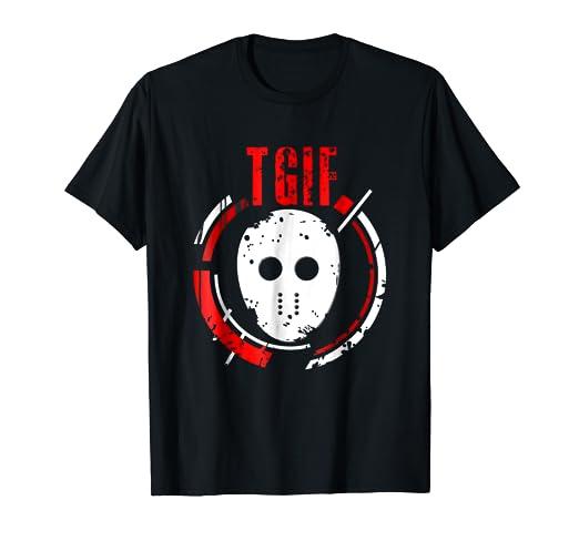 Amazoncom Funny Thank God Its Friday T Shirt Tgif Movie Fan