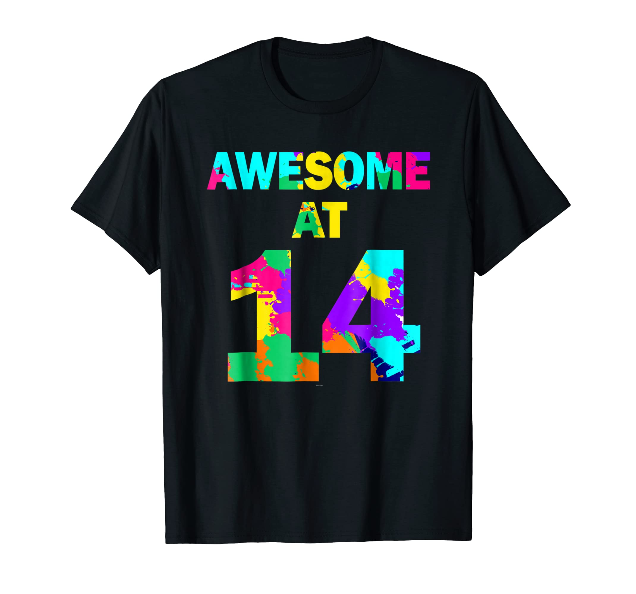 Amazon 14th Birthday Gift Shirt For 14 Year Old Teenage Girl Boy Clothing