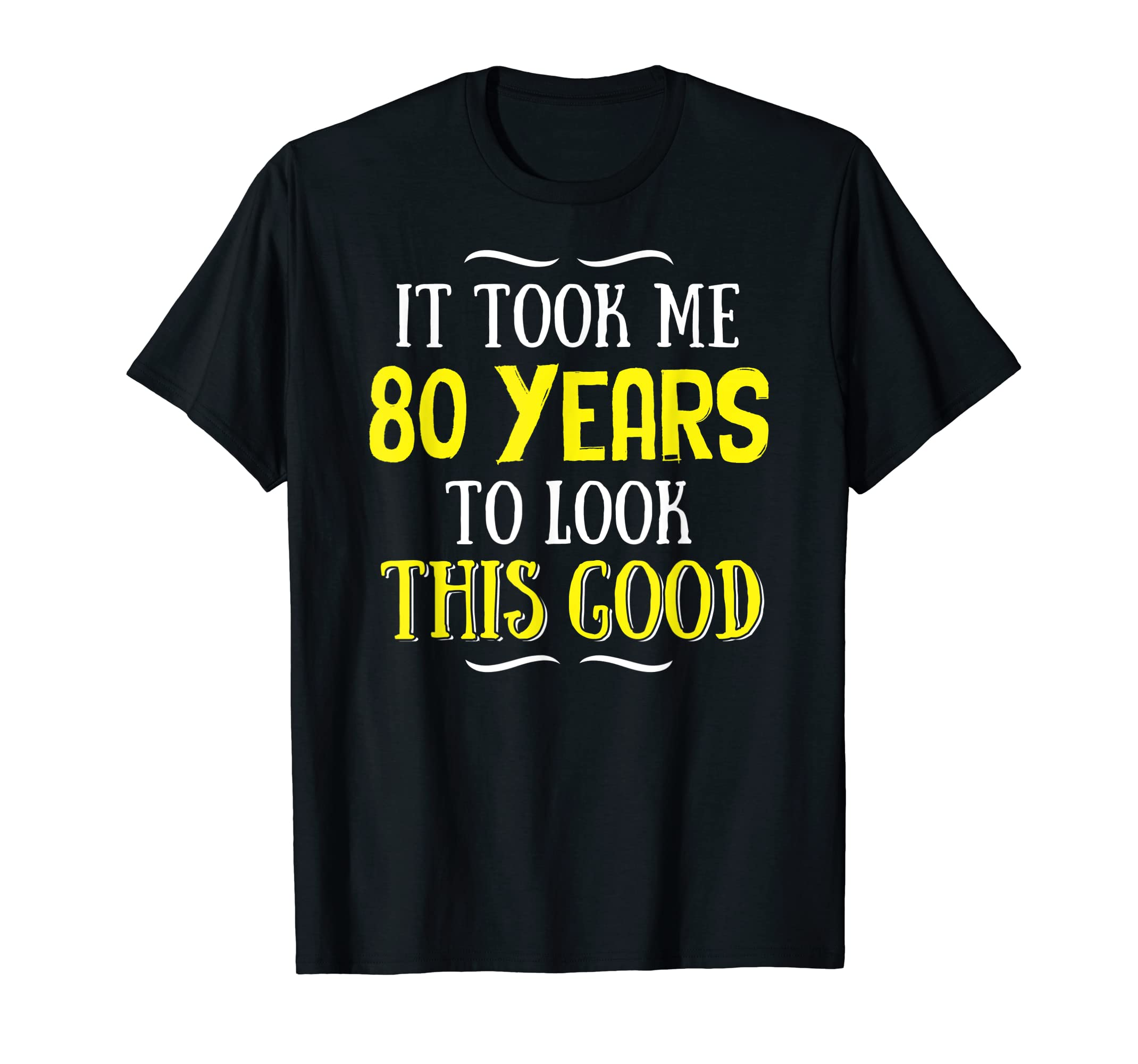 Amazon 80 Years Old Birthday T Shirt