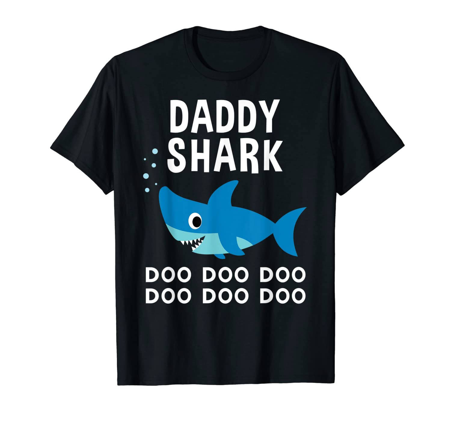 Daddy Shark Shirt Doo Doo Doo for Matching Family Pajamas