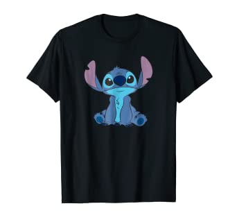0de8953b Amazon.com: Disney Stitch T Shirt: Clothing