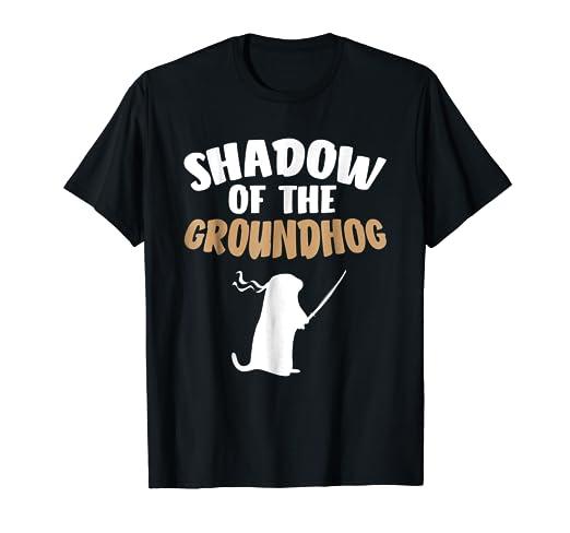 Amazon.com: Shadow of the Groundhog Ninja Groundhog Day ...