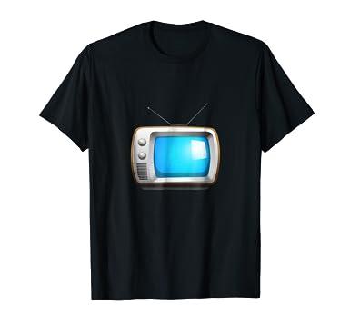 Review Classic TV Set T-Shirt