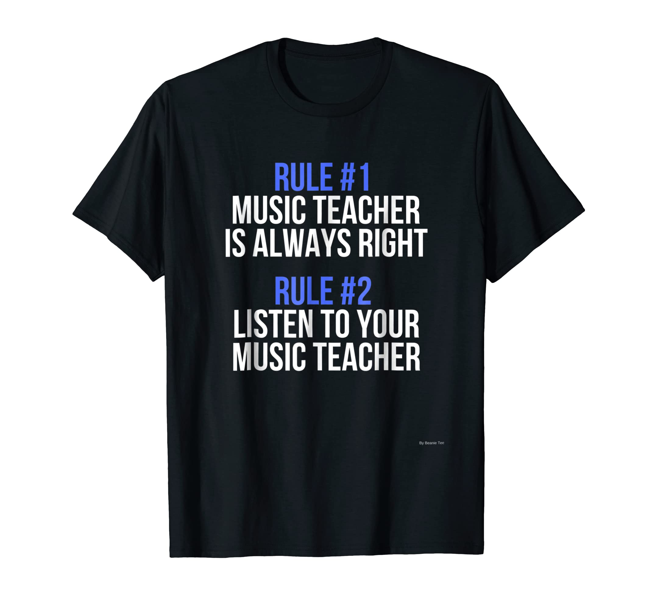 f015dc93 Amazon.com: Funny Music Teacher Shirt - Gift For Music Teachers: Clothing