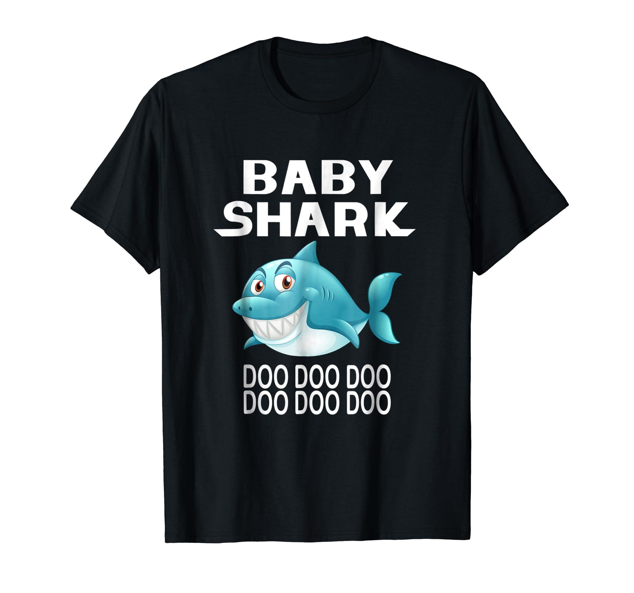 BABY SHARK SHIRT-Awarplus