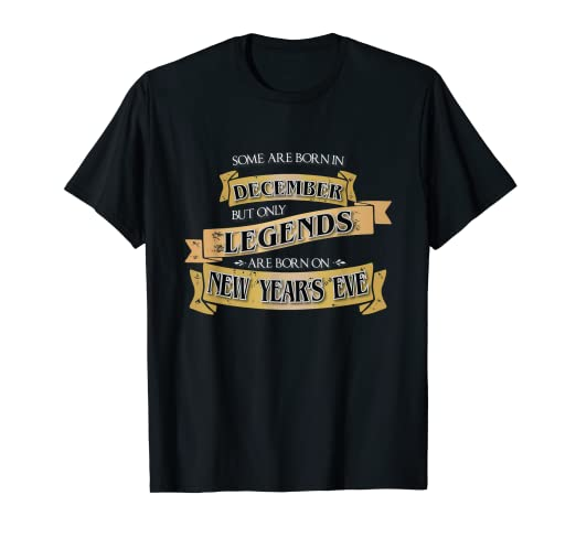 375a3b16c Image Unavailable. Image not available for. Color: New Year's Eve Birthday T -Shirt ...