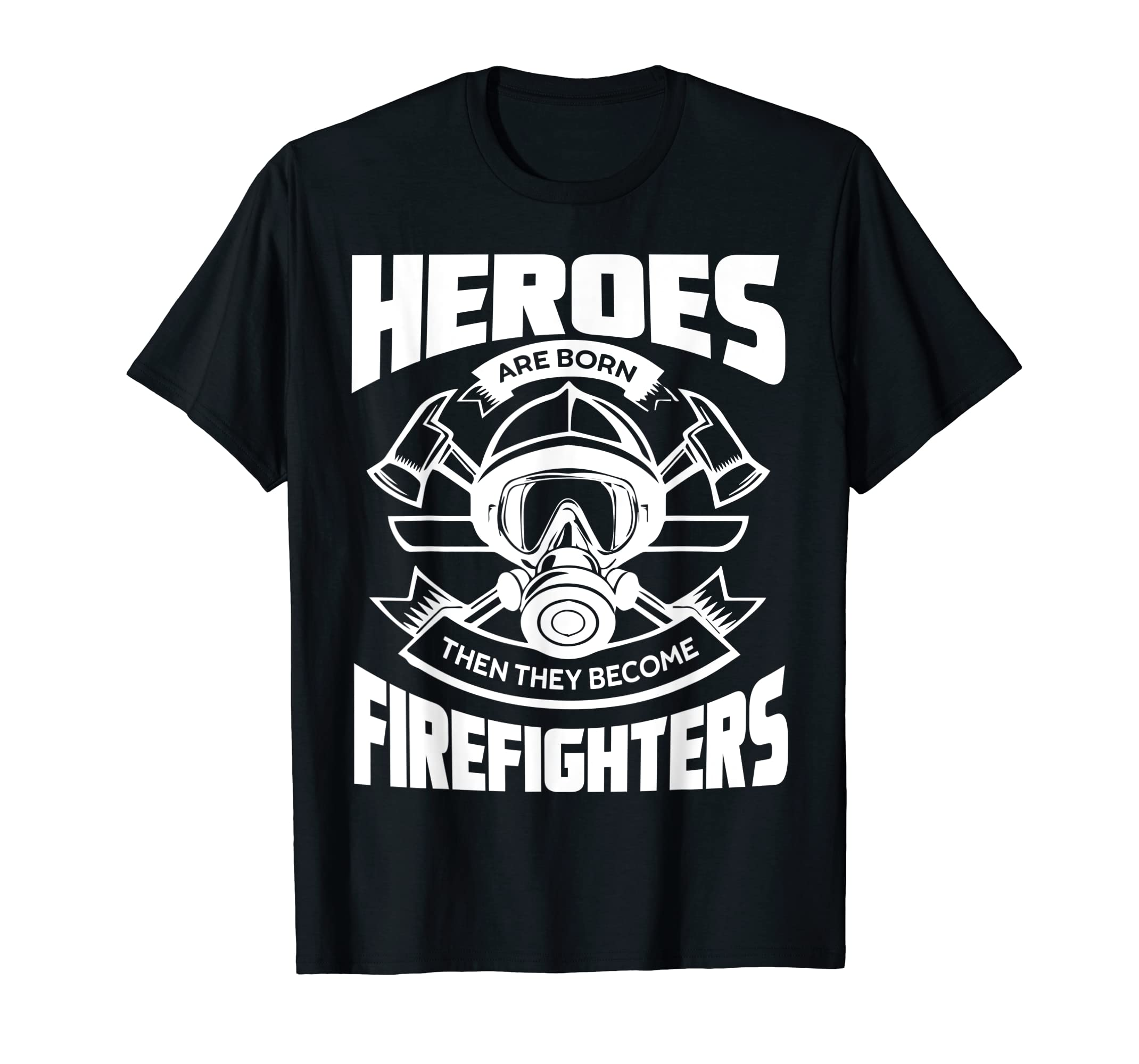 e23c4a8c Amazon.com: Firefighter Shirt - Firefighter Tee Shirt: Clothing