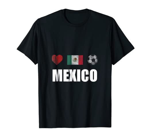 3dd03abb2 Image Unavailable. Image not available for. Color  Mexico Soccer T-shirt  2016 Mexican Football ...