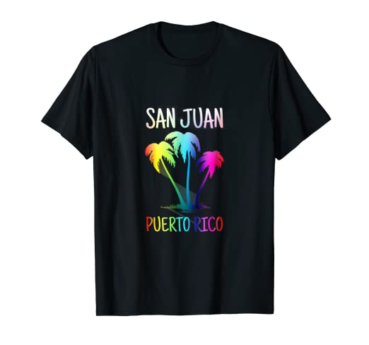 930b6be3a Image Unavailable. Image not available for. Color: San Juan Puerto Rico  Shirt