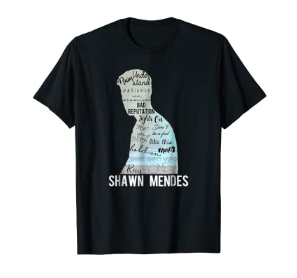 Gift For Men Women Kids Mendes Tshirt by Tee Shawn Store