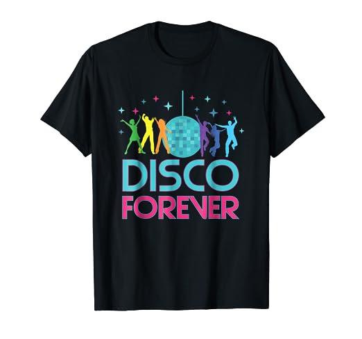 Amazon Com Disco Lover T Shirt Disco Forever Disco Ball T Shirt