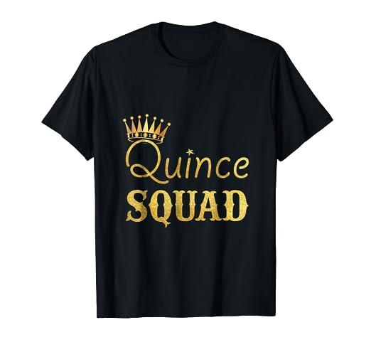 Quince Birthday Shirt - Quinceanera - Camisa De Quinceanera
