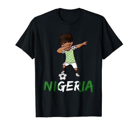 0b34b7118 Amazon.com  Nigeria Dabbing Shirt