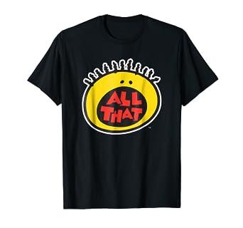 db1ed7cde Amazon.com: Nick Rewind All That T Shirt: Clothing