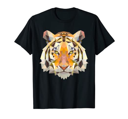 3efac1e3 Image Unavailable. Image not available for. Color: Tiger Shirt - Tiger Tee  Shirt