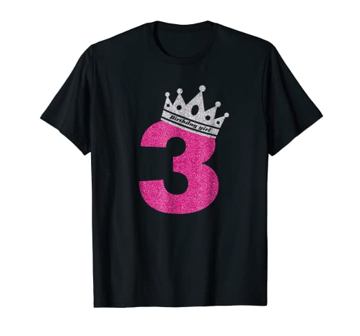 Image Unavailable Not Available For Color 3rd Birthday Shirt Girl Princess