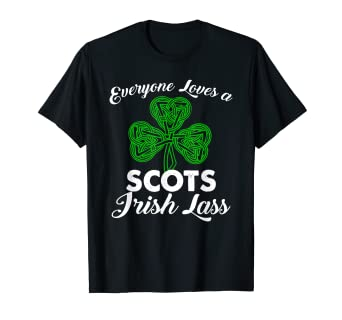 0c94770a Image Unavailable. Image not available for. Color: Scots Irish T-Shirt ...