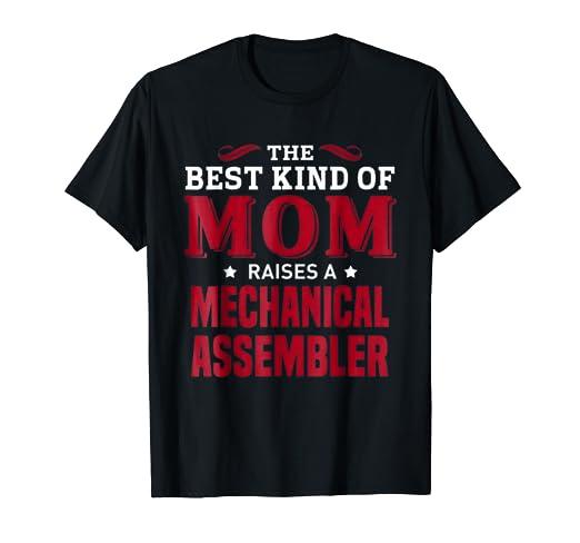 amazon com mechanical assembler t shirt clothing