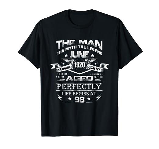 Amazon June 1920 Shirt