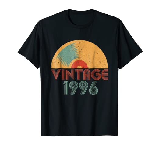 Image Unavailable Not Available For Color Vintage 1996 22 Years Old 22nd Birthday 1990s Gift