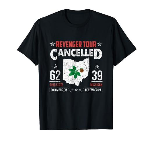2b3e1fa4 Image Unavailable. Image not available for. Color: Revenge Tour Cancelled T- Shirt