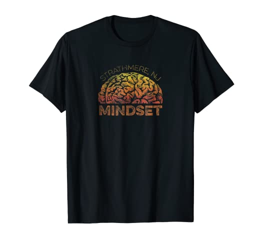 818ba7ba2 Image Unavailable. Image not available for. Color: Strathmere NJ Vacation  Mindset T-shirt