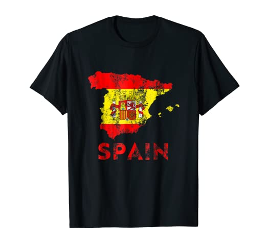 Spain Soccer Jersey Shirt Espana Madrid Men Women Kid