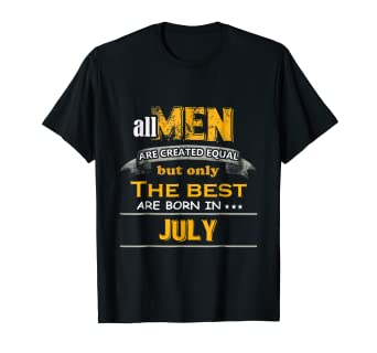 Amazon All Men Are Created Equal But Only The Best Are Born In