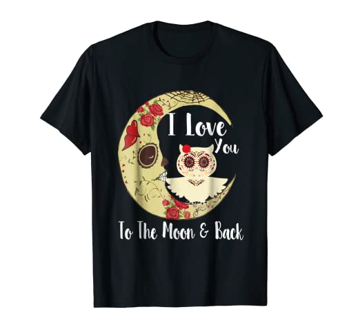 0a5e44ff7c Image Unavailable. Image not available for. Color: I Love You To The Moon & Back  Owl ...
