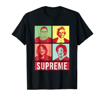 d2ddfa9725cd Image Unavailable. Image not available for. Color  Supreme Court Women  Justices Shirt