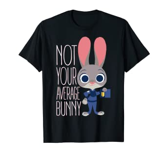 Not Your Average Bunny T-shirt