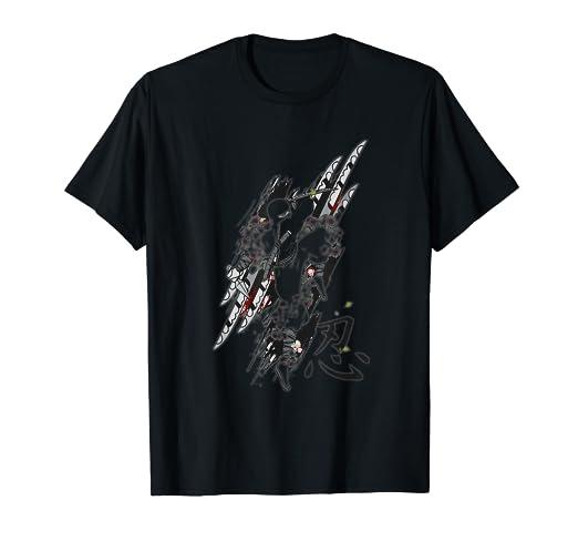 Amazon.com: Ninja Assasin Gamer Online Shirt: Clothing