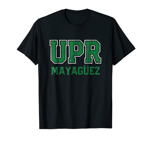 Universidad de Puerto Rico Colegio Mayaguez UPR T-Shirt