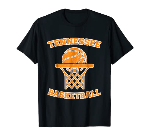 Amazon.com  Tennessee Basketball Apparel Co. - Signature T-shirt ... 2461b2594