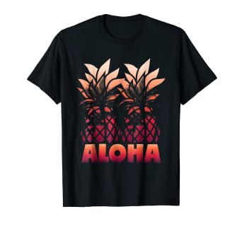 d9fc440748c Amazon.com  Aloha Pineapple - Aloha State Vintage Hawaiian Shirt ...