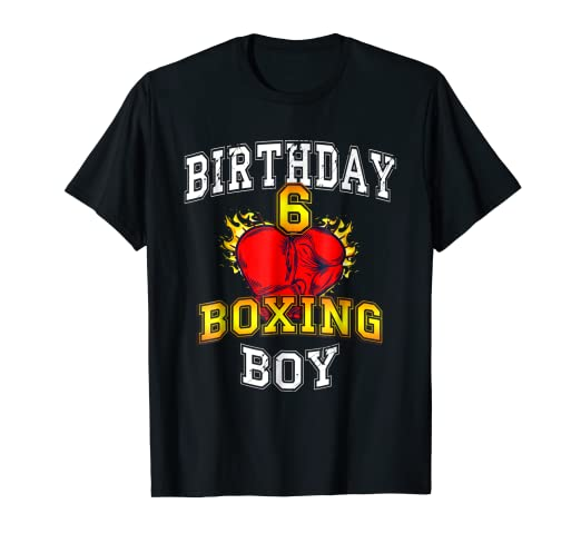 Image Unavailable Not Available For Color 6th Birthday Boy Shirt