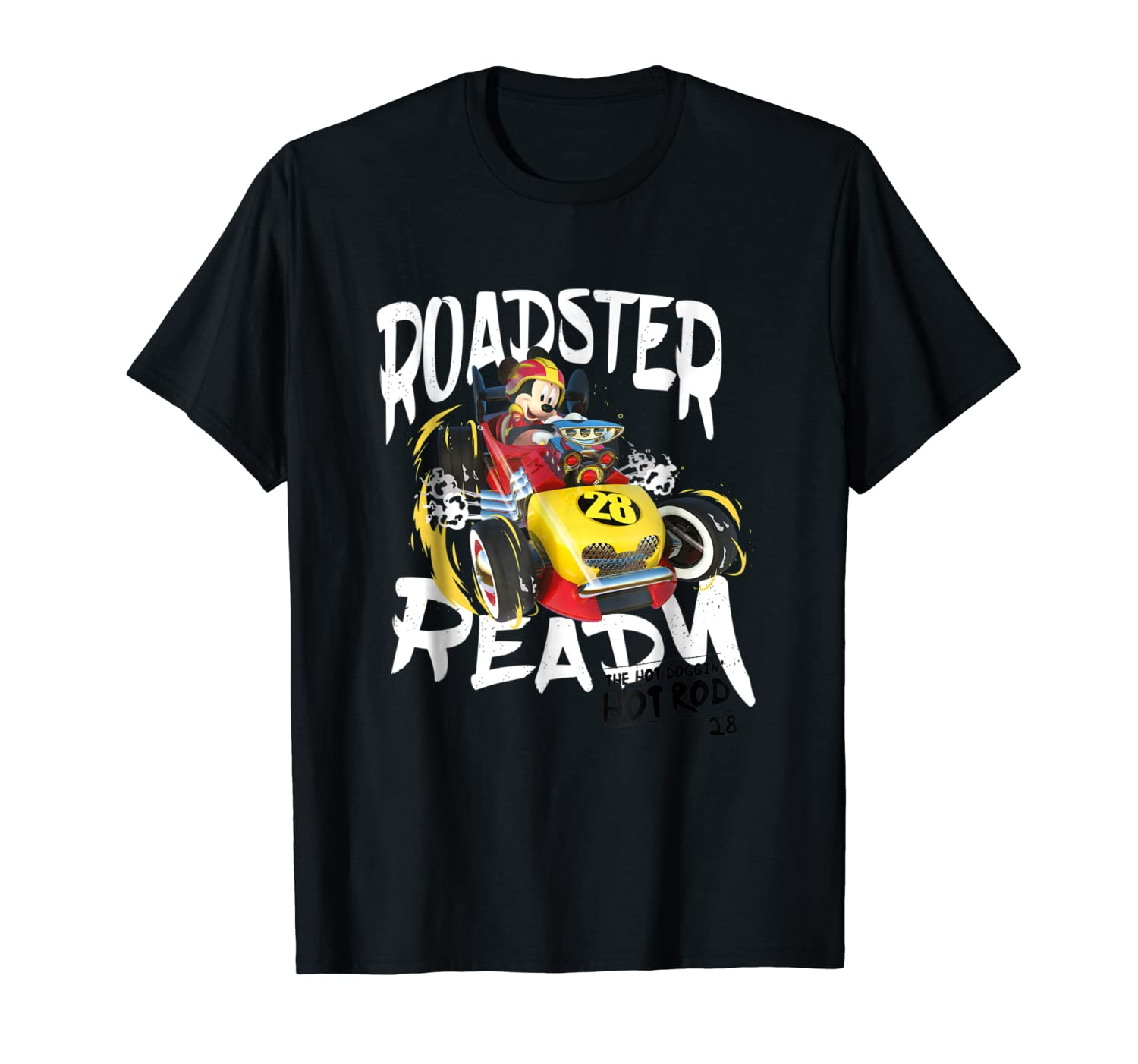 Mickey And The Roadster Racers Ready Shirts