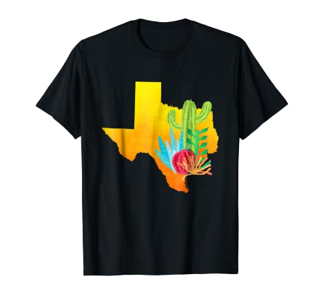 Image Unavailable. Image not available for. Color  Super Cute Texas State  Cactus Cacti Shirt Men Women Gift 5830ad2a7