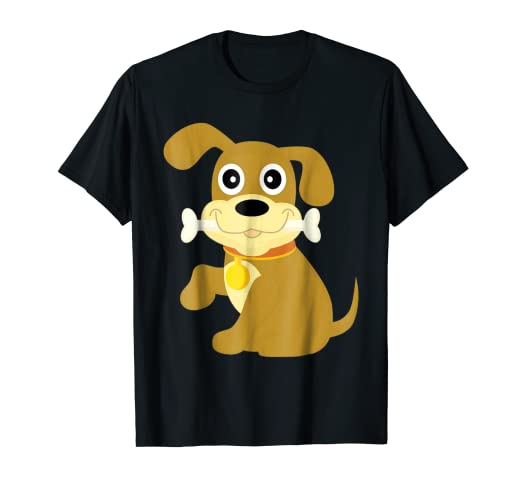 e1b19ed26f43 Image Unavailable. Image not available for. Color: Dog Love Dog Bones T  shirt ...