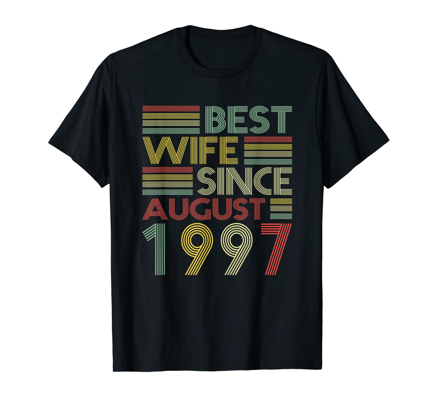 22nd Wedding Anniversary Gift Ideas: 22nd Wedding Anniversary Gifts Wife Since August 1997 Men