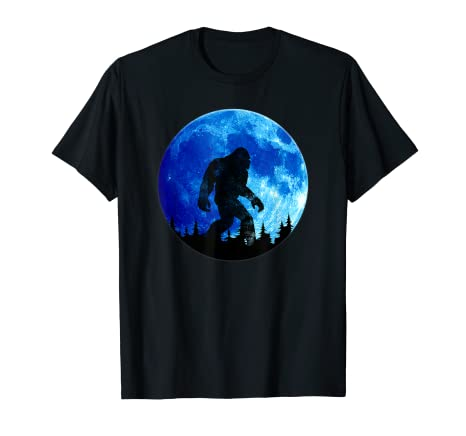 4c94b600 Image Unavailable. Image not available for. Color: Bigfoot Tee Shirts  Tshirt T-Shirt For Men Women Kids Youth