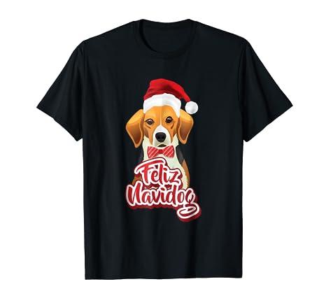 Amazon Com Cute Dog Christmas Cute Beagle Christmas Clothing