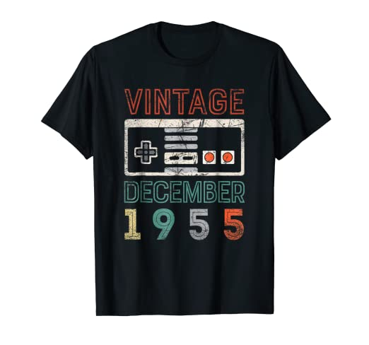 Image Unavailable Not Available For Color December 1955 T Shirt 63rd Birthday Gifts 63 Year Old